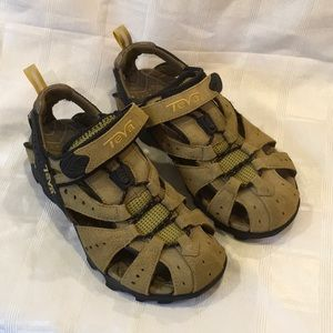 Teva Deacon Tan Hiking Water Sandals